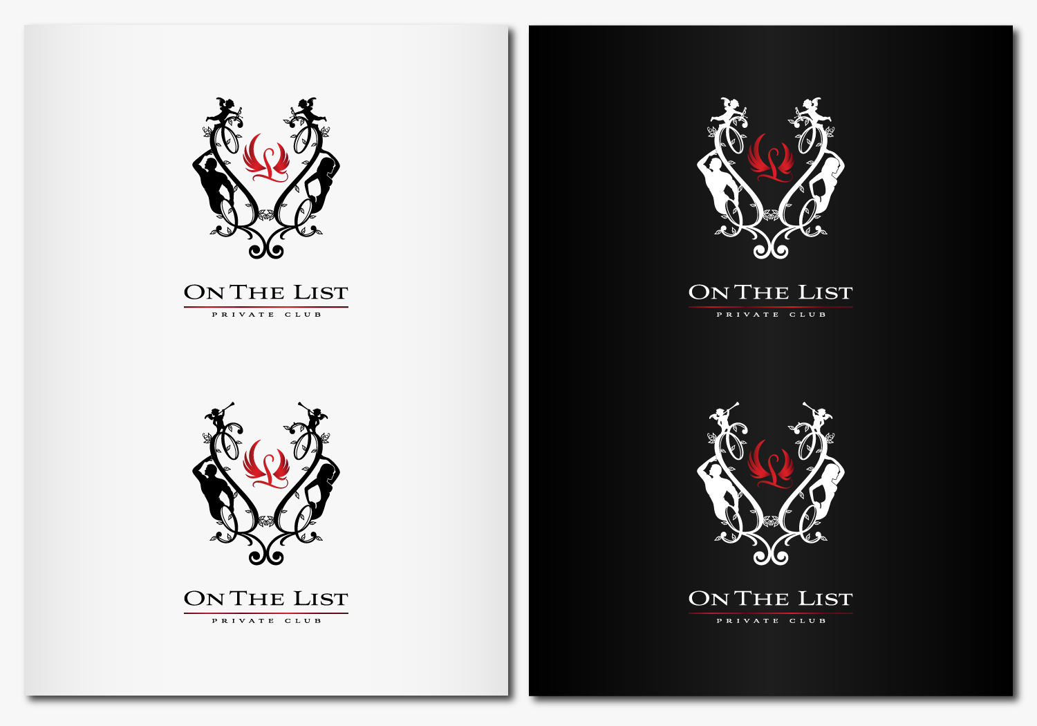 Your Talent and Creativity are required to help OnTheList with a new luxury logo
