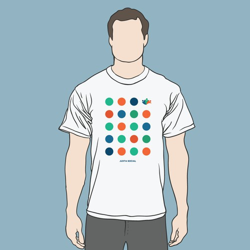 T-Shirt for Juxta social