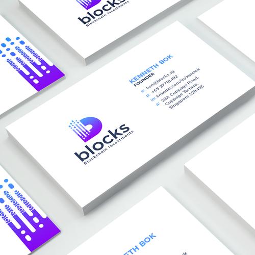 Blocks, blockchain investment