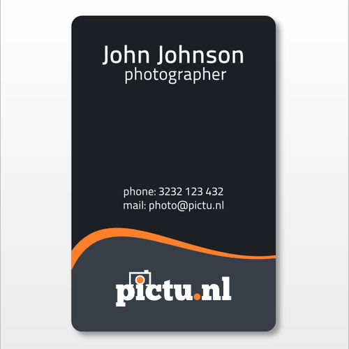 Logo & Business Card  for Creative Photography Company