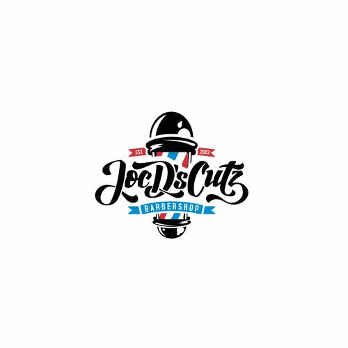 Logo for Joc D's Cutz Barbershop
