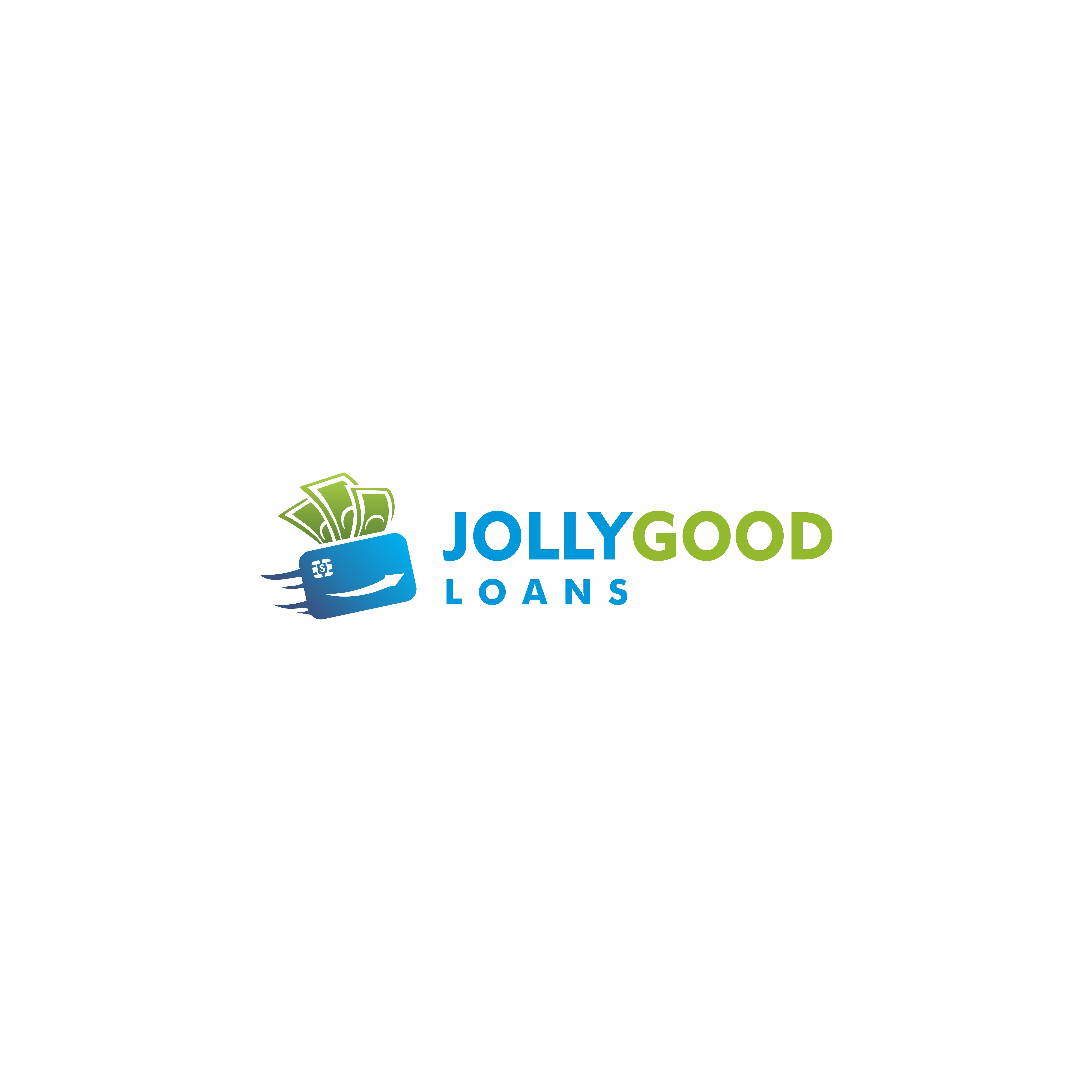 Design a professional logo for Jolly Good Loans website (personal loans website)