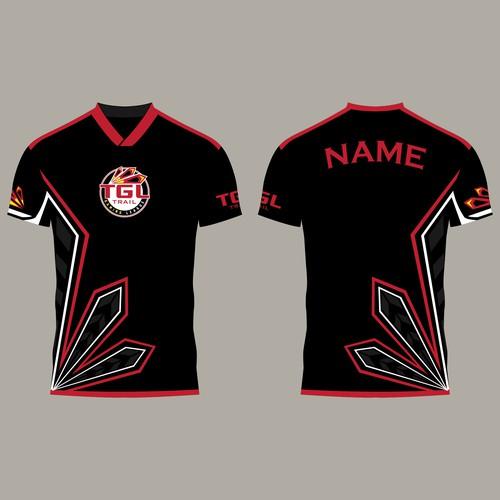 Game jersey design