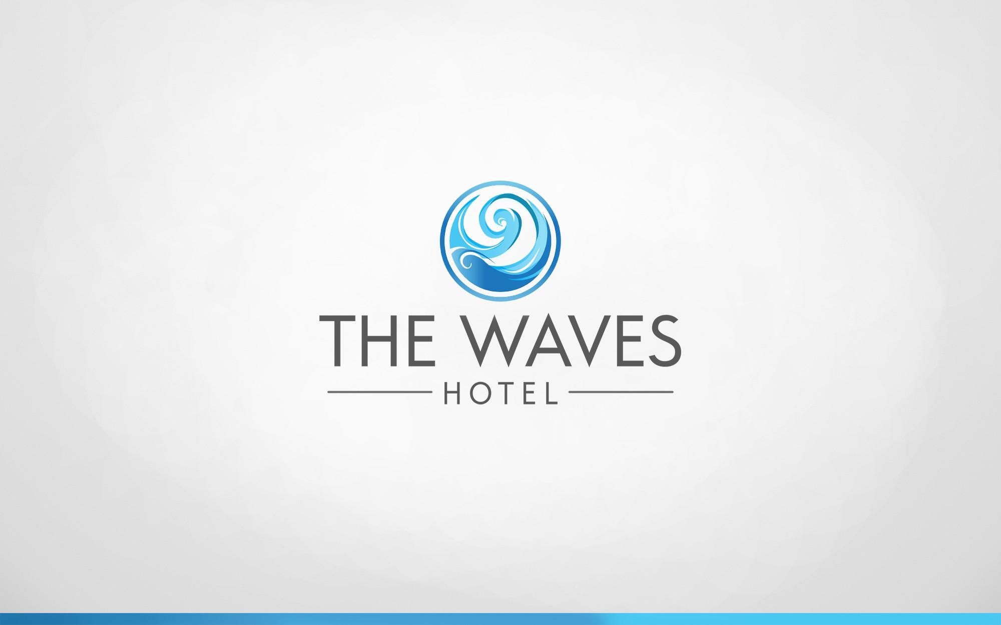 Hotel logo at the Oregon Coast