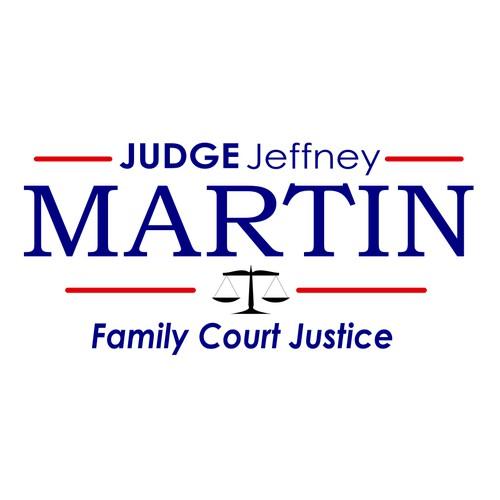 Judge Martin - Campaign Logo