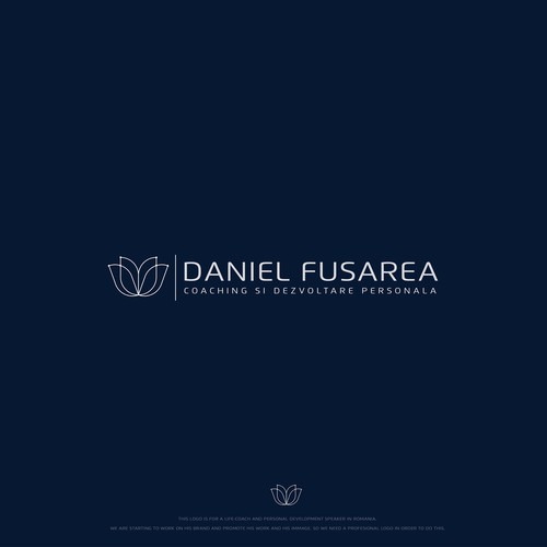 Logo for Life-coaching ( Daniel Fusarea)