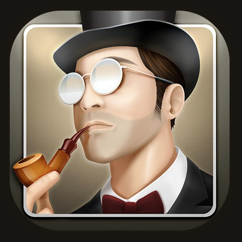 Poster Boy iOS App Icon (Prototype)