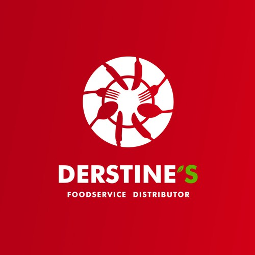 Dynamic Unique Logo for Foodservice Distributor