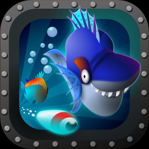 Battle Fish game icon
