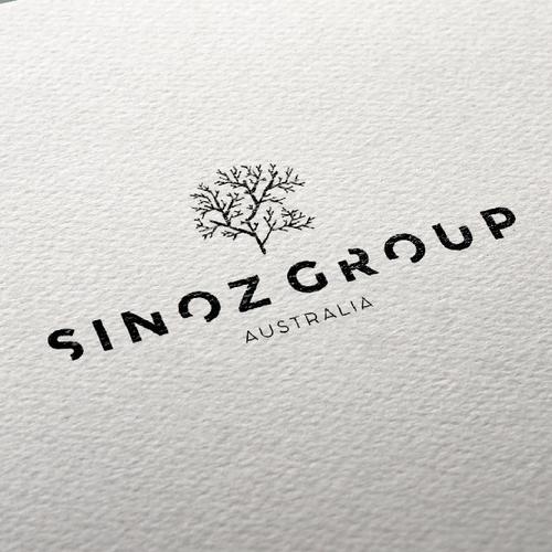logo concept for services company