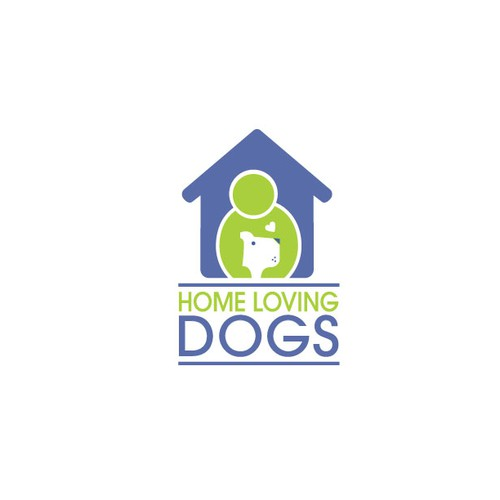 Create a winning logo design for Home Loving Dogs