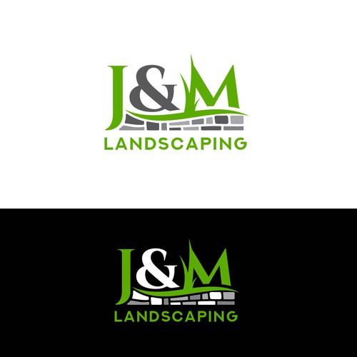 Hardscape/Landscape Logo