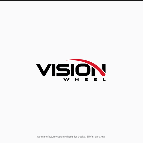 Logo concept for ision Wheel