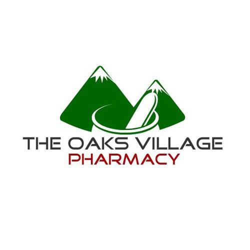 The Oaks Village Pharmacy logo