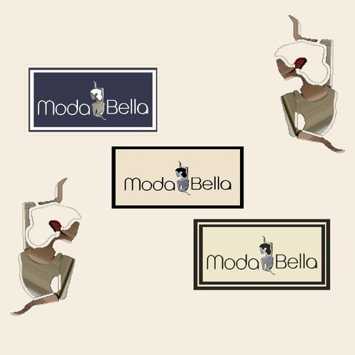 Modern Fun Logo for Women's Clothing Boutique