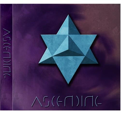 ''Ascending'', album cover design