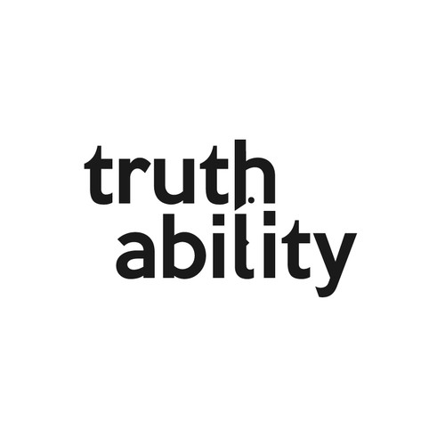 Wordmark for a global brand - Truth Ability