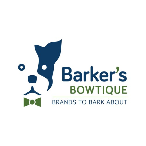 Logo design for a fun and dependable pet fashion and products company