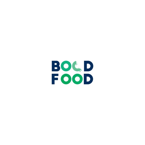 logo concept for BOLD FOOD