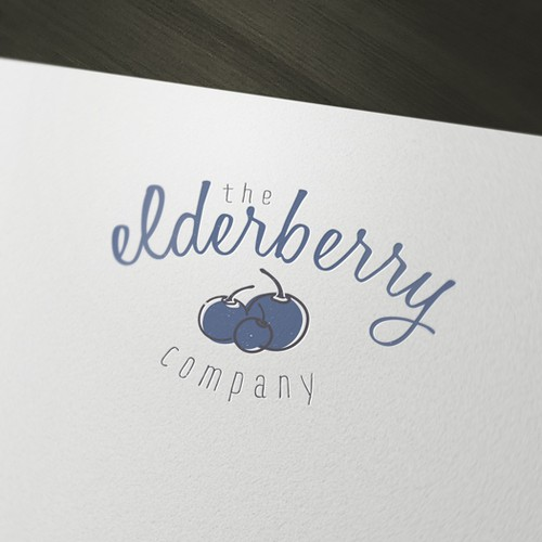 Create an awesome logo for The Elderberry Company...more work to come!