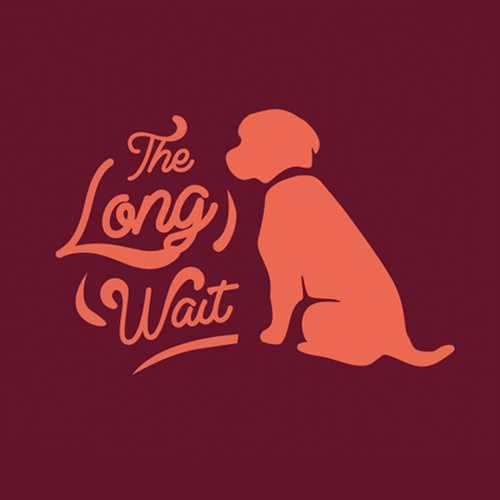 Dog wait