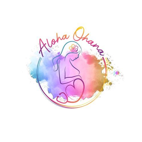 Aloha Ohana Logo
