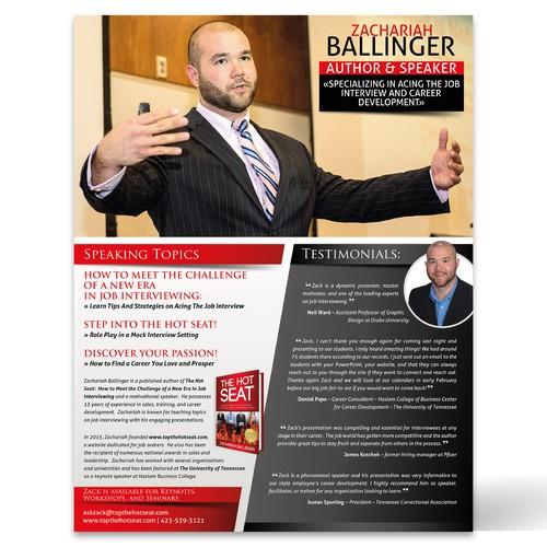 Zachariah Ballinger, Author & Speaker