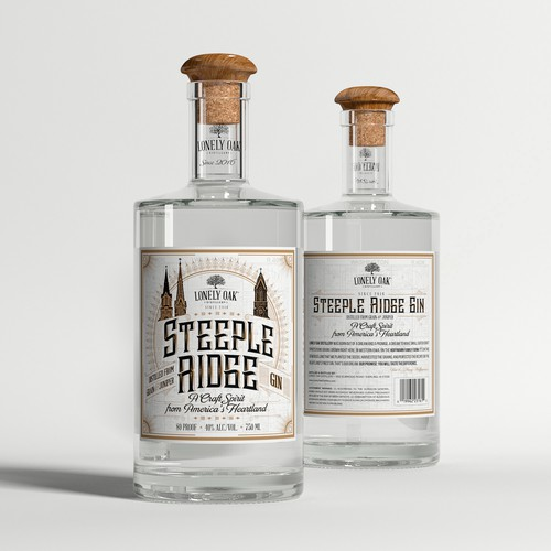 Steeple Ridge Gin