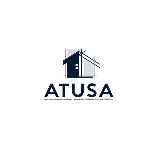 Logo Design for a New Age Boutique Construction Company