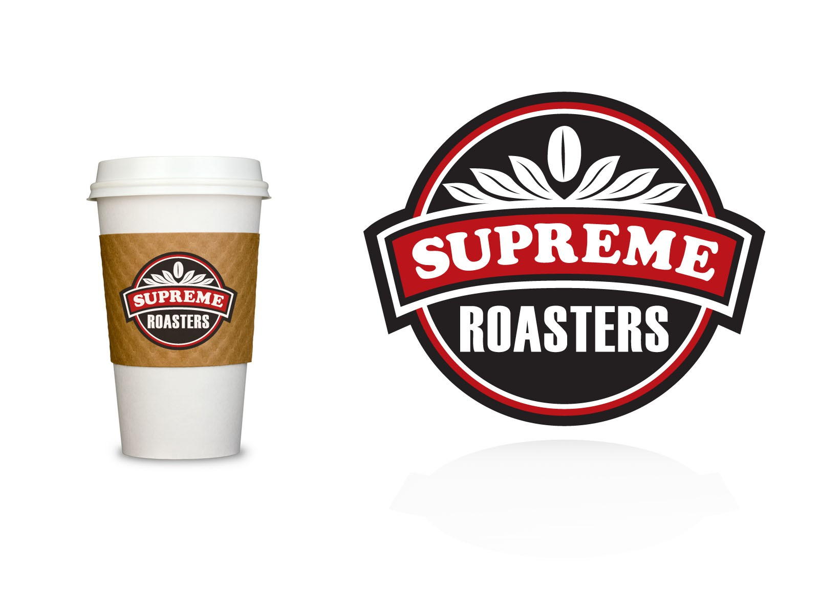 Innovative logo wanted for Supreme Roasters
