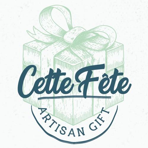 Logo concept for Artisan Gift