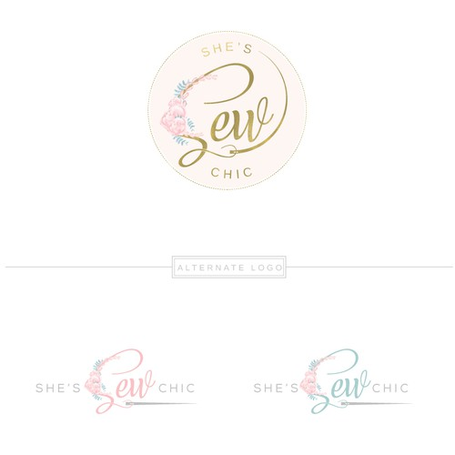 Logo Design for Homemade sewing products