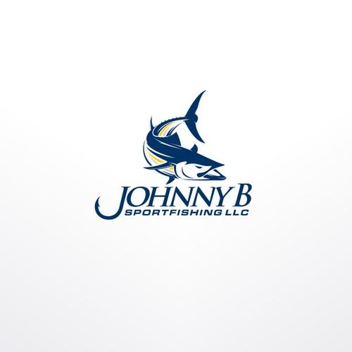 Logo For Johnny B Sportfishing LLC