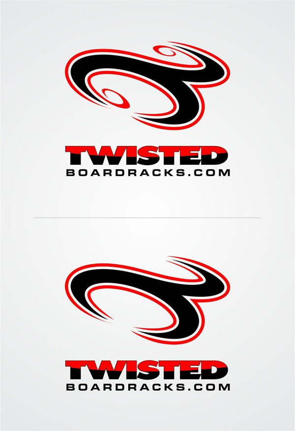 Surfing product company TWISTEDBOARDRACKS.COM needs your Logo!