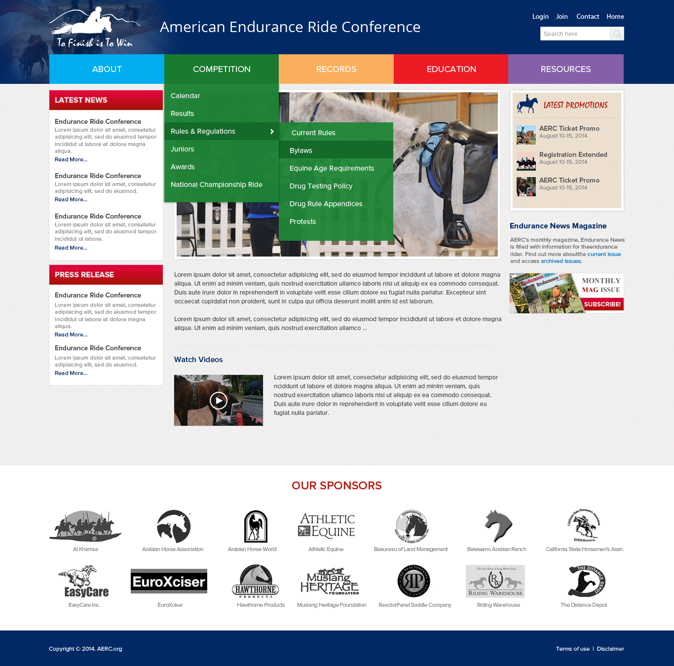 website for extreme sport group