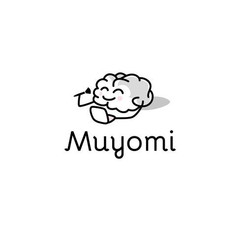 Muyomi logo design