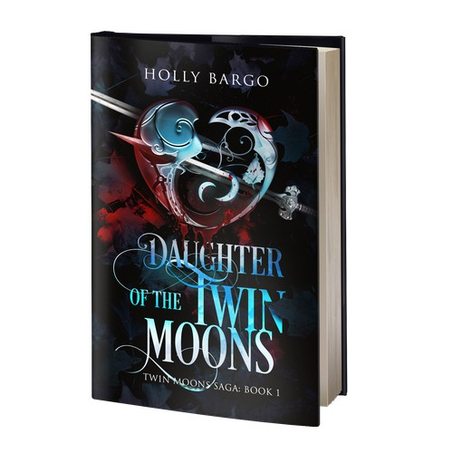 Book cover: Daughter of the Twin Moons