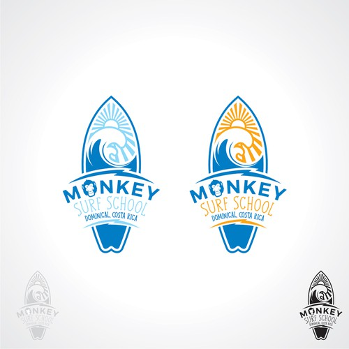 MONKEY SURF SCHOOL