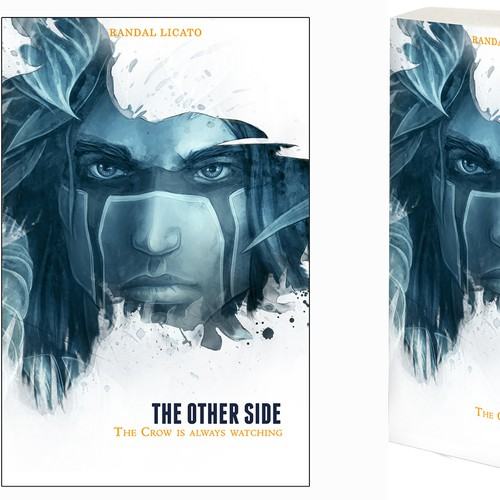 Book cover for the other side
