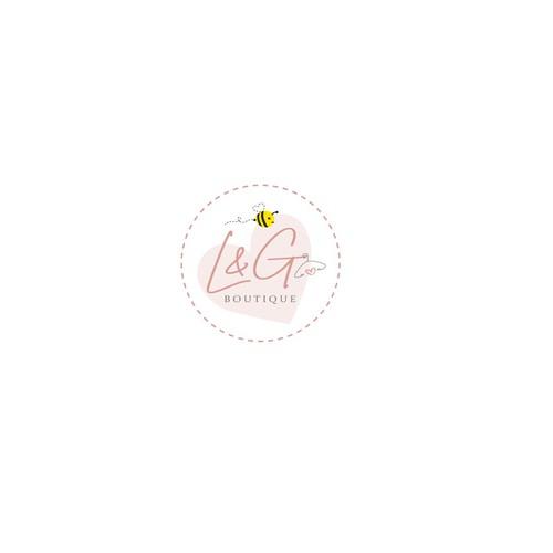 Bold logo concept for children boutique