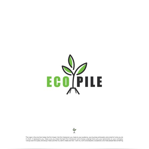 Eco-Pile