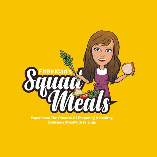 FitGirlCari's Squad Meals