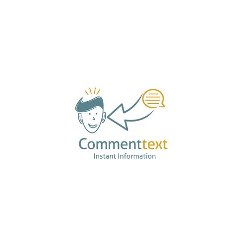 Logo For Commenttext (Finalist)