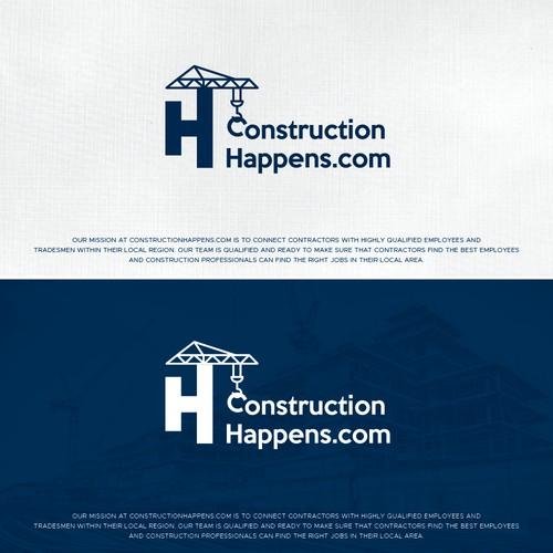 Logo Design for ConstructionHappens.com