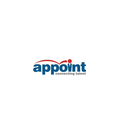 Logo Design for Appoint Connecting Talent