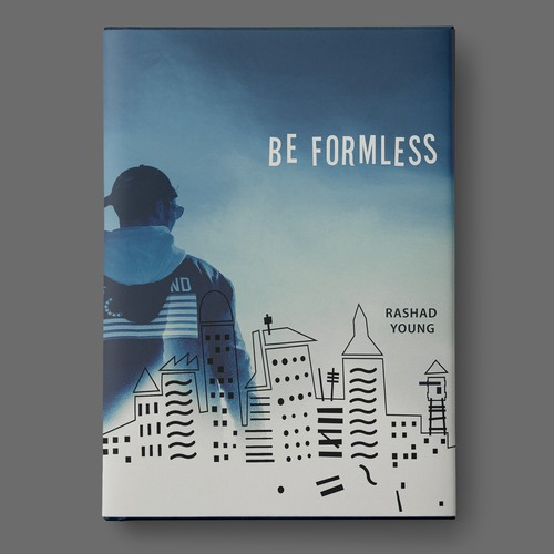 Book cover design - Be Formless