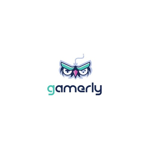 logo concept for gamerly