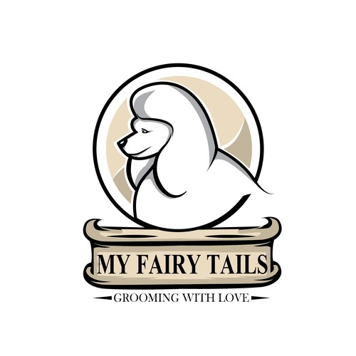 Logo for My Furry Tails