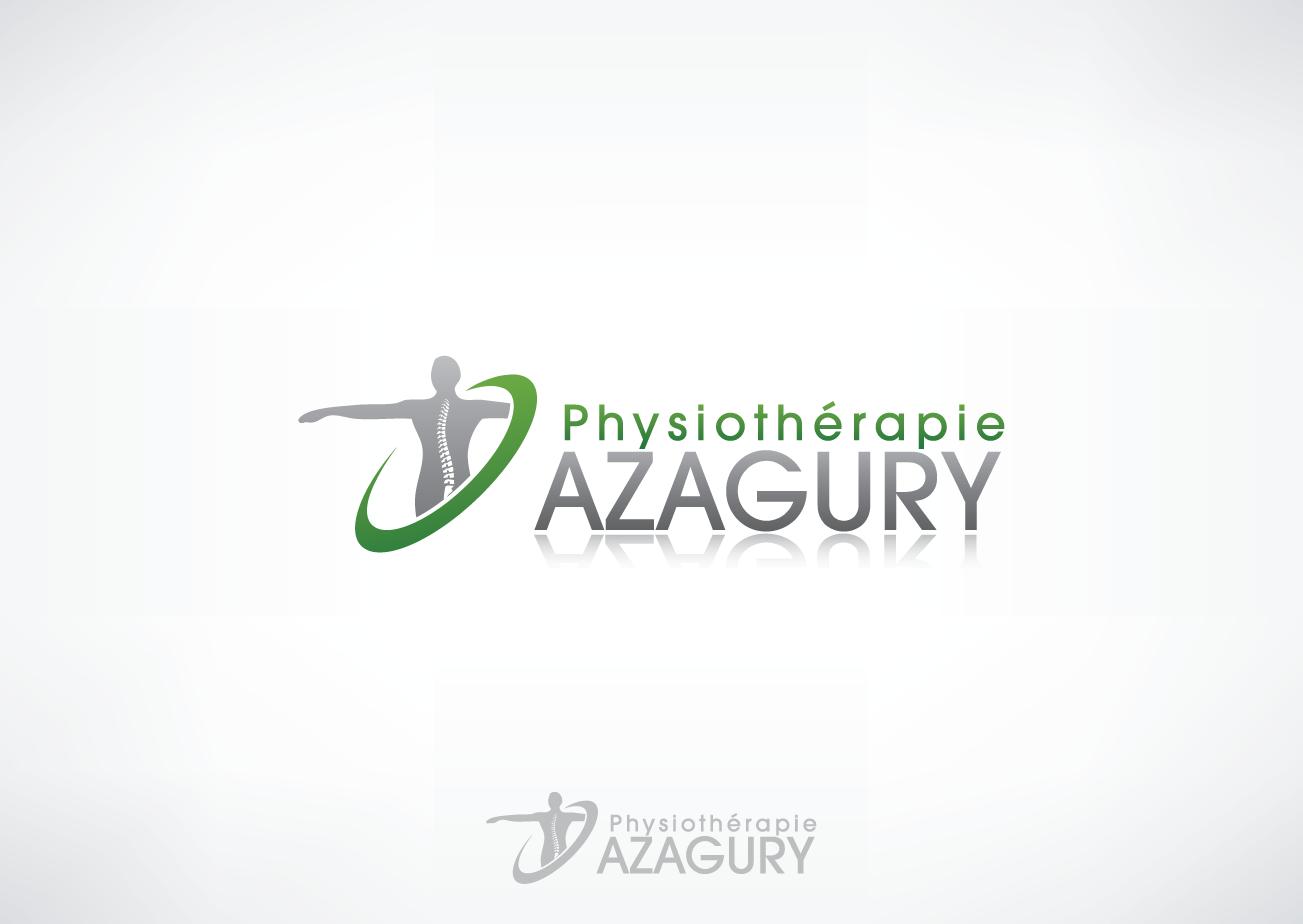 Aidez Physiothérapie avec un nouveau design de logo