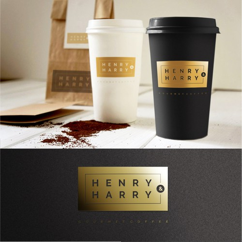 HENRY & HARRY gourmet coffee